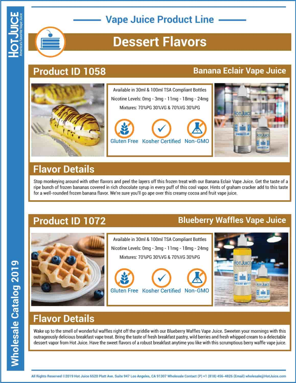 Hot Juice Wholesale Catalog 2019 Page 6