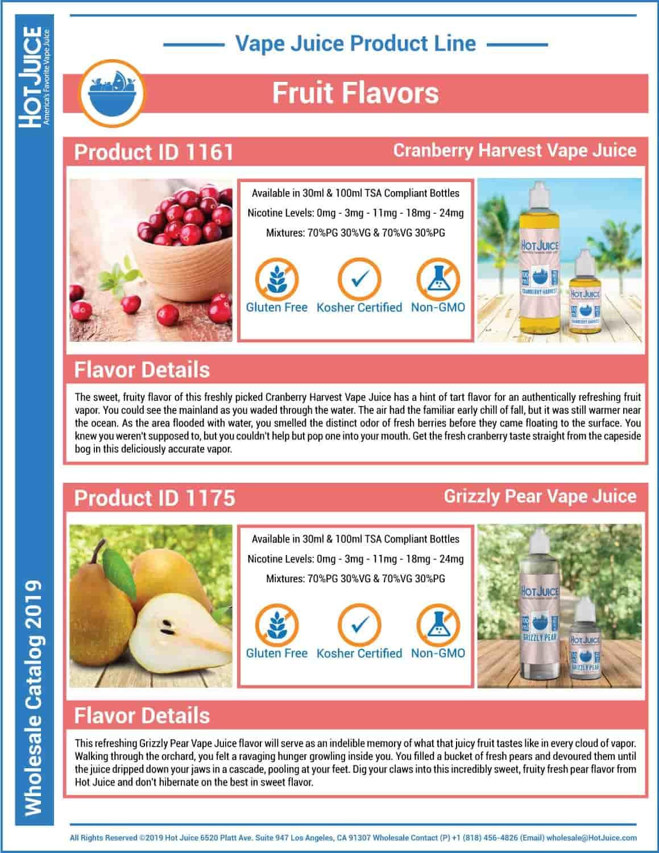 Hot Juice Wholesale Catalog 2019 Page 16