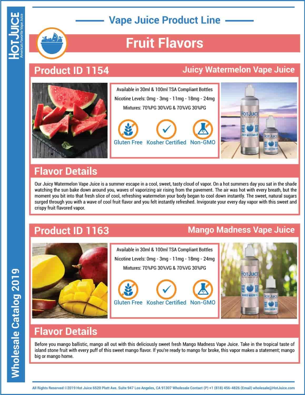 Hot Juice Wholesale Catalog 2019 Page 17