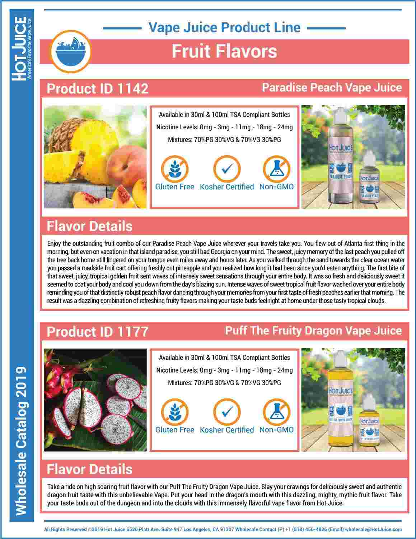 Hot Juice Wholesale Catalog 2019 Page 18