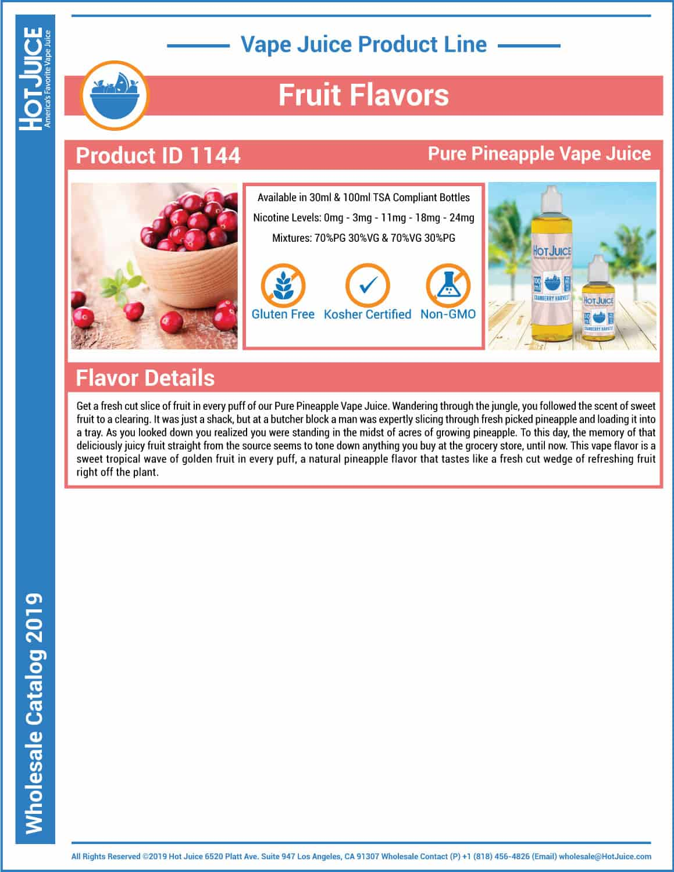 Hot Juice Wholesale Catalog 2019 Page 19