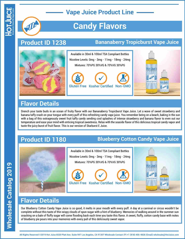 Hot Juice Wholesale Catalog 2019 Page 20