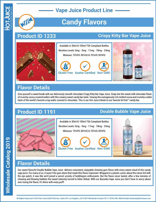 Hot Juice Wholesale Catalog 2019 Page 22