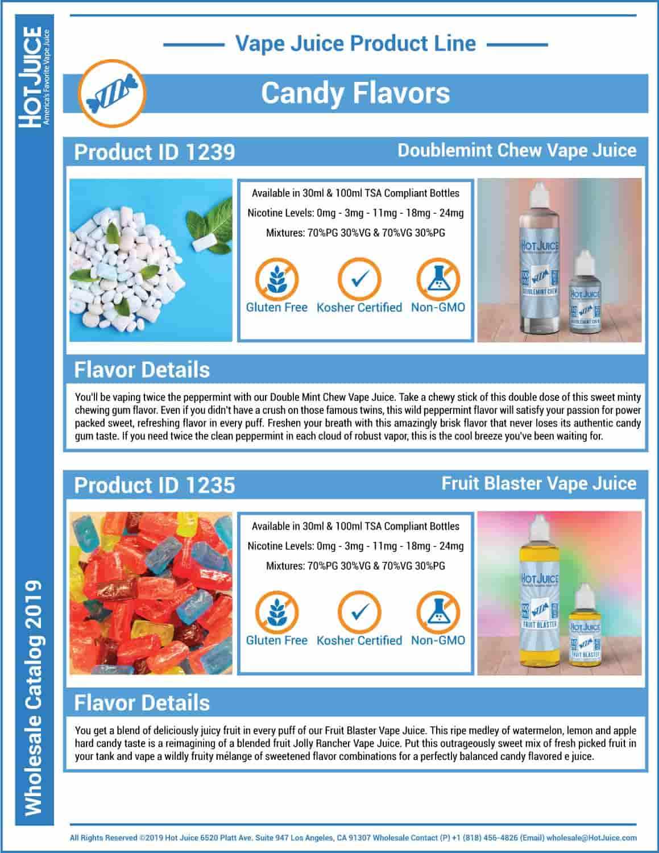 Hot Juice Wholesale Catalog 2019 Page 23