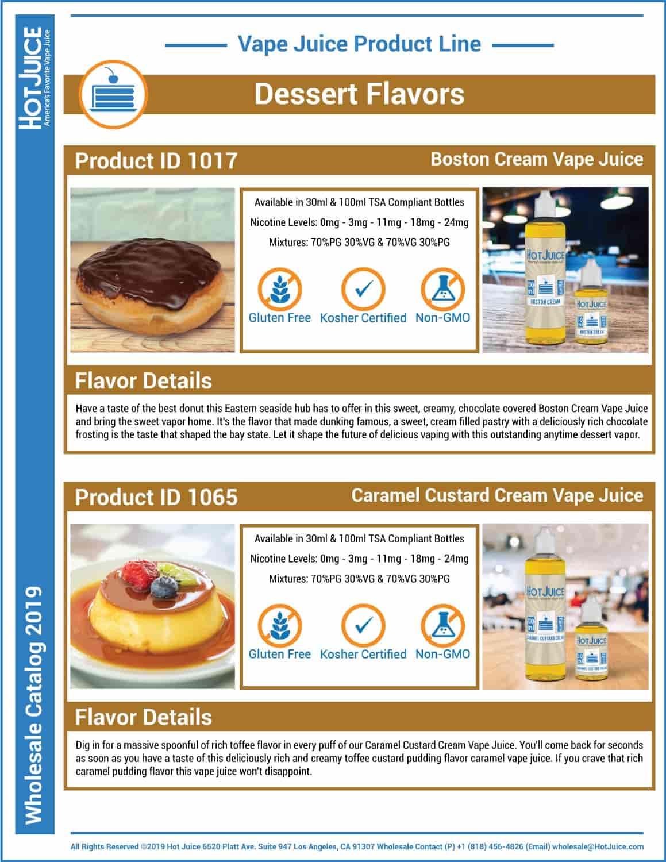 Hot Juice Wholesale Catalog 2019 Page 7