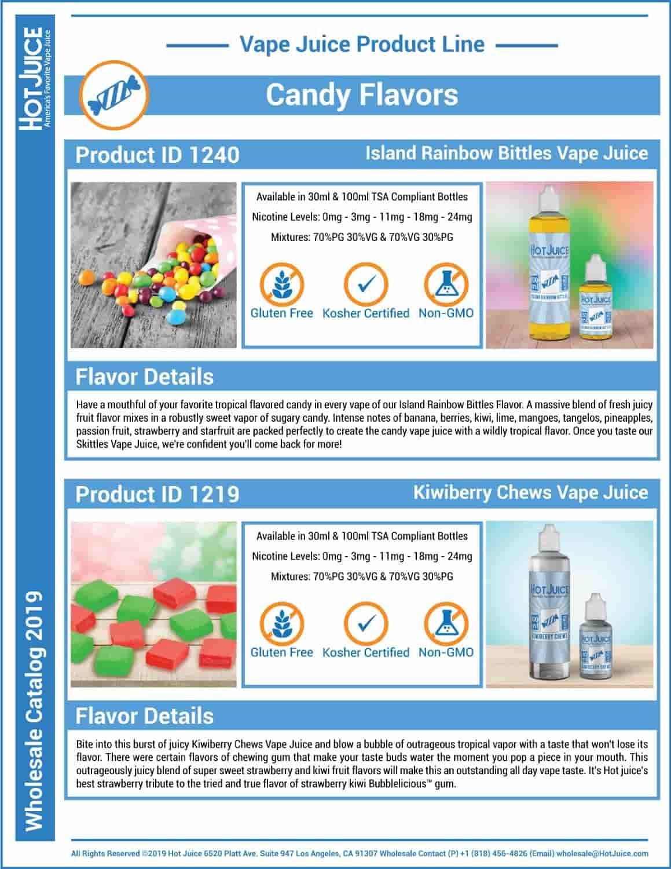 Hot Juice Wholesale Catalog 2019 Page 25