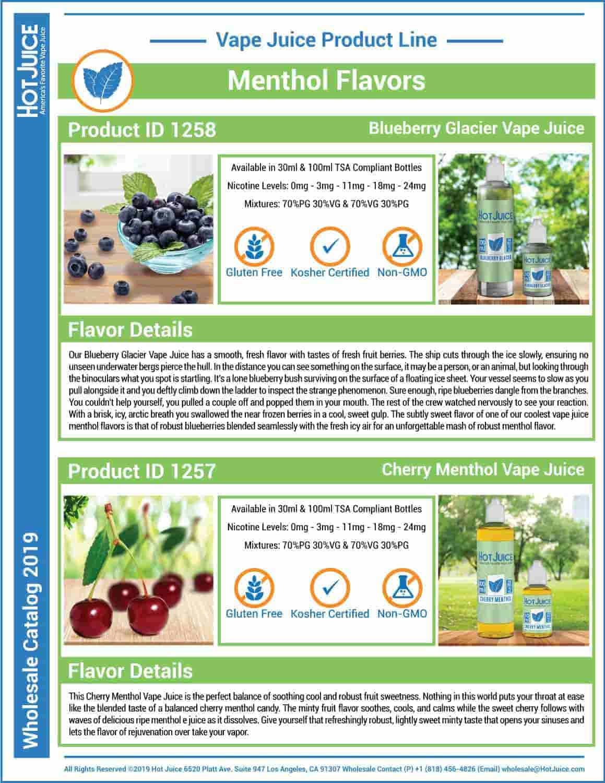 Hot Juice Wholesale Catalog 2019 Page 27