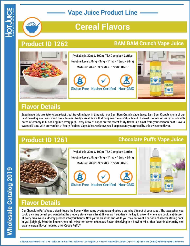 Hot Juice Wholesale Catalog 2019 Page 29