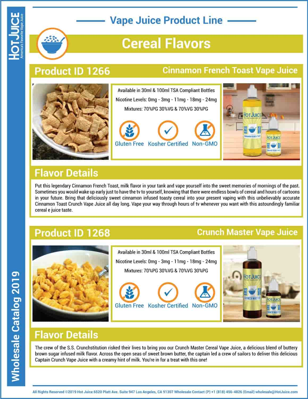 Hot Juice Wholesale Catalog 2019 Page 30