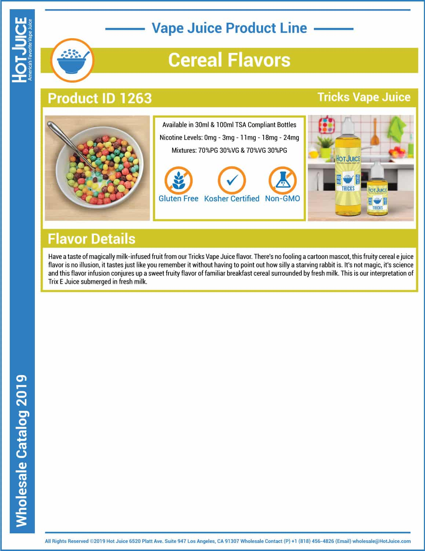 Hot Juice Wholesale Catalog 2019 Page 31