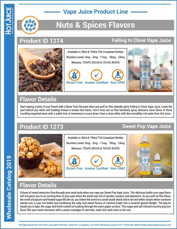 Hot Juice Wholesale Catalog 2019 Page 32