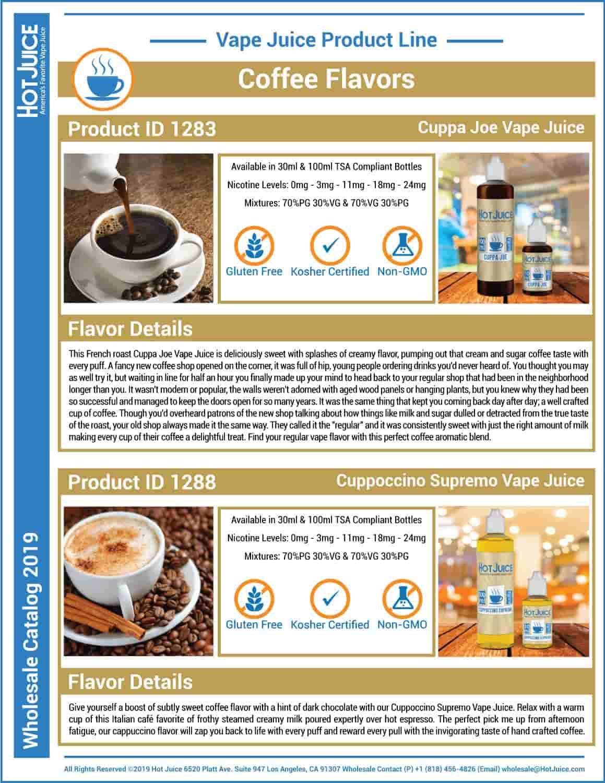 Hot Juice Wholesale Catalog 2019 Page 33