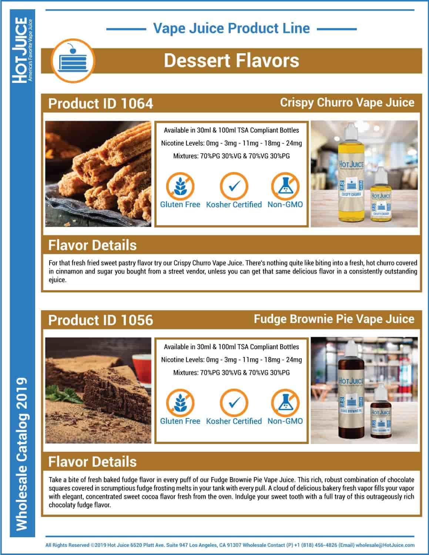 Hot Juice Wholesale Catalog 2019 Page 8