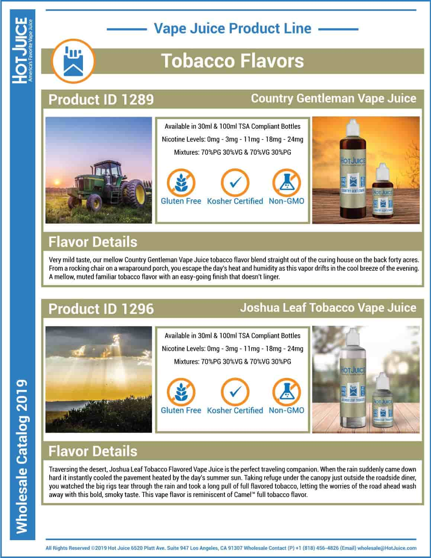 Hot Juice Wholesale Catalog 2019 Page 36