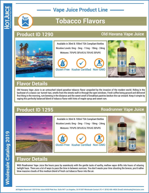 Hot Juice Wholesale Catalog 2019 Page 37