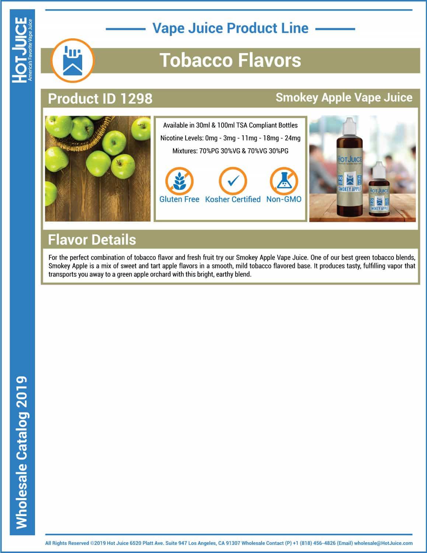 Hot Juice Wholesale Catalog 2019 Page 38