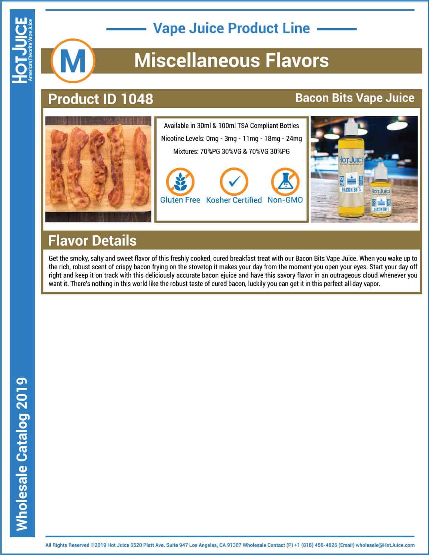 Hot Juice Wholesale Catalog 2019 Page 39