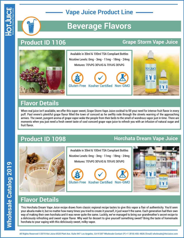 Hot Juice Wholesale Catalog 2019 Page 10