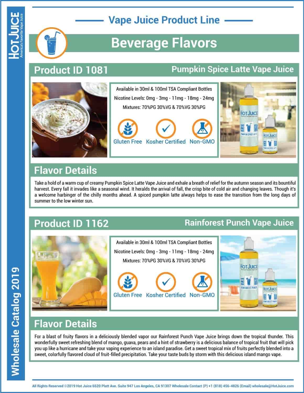 Hot Juice Wholesale Catalog 2019 Page 12