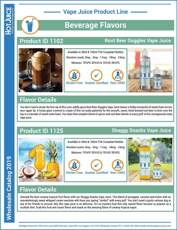 Hot Juice Wholesale Catalog 2019 Page 13